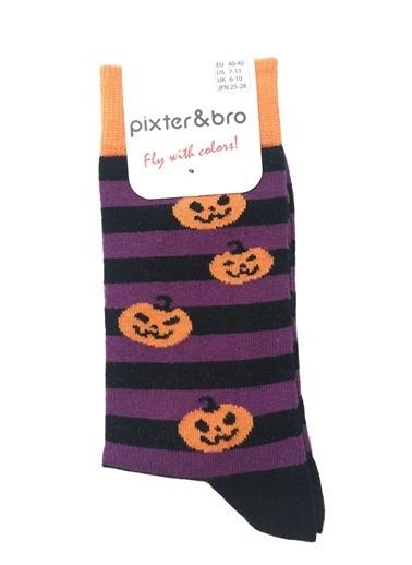 Pixter&Bro Çorap Mor